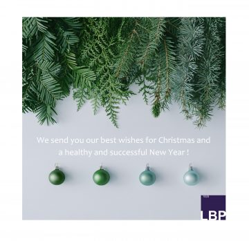 Season's Greetings from LBP